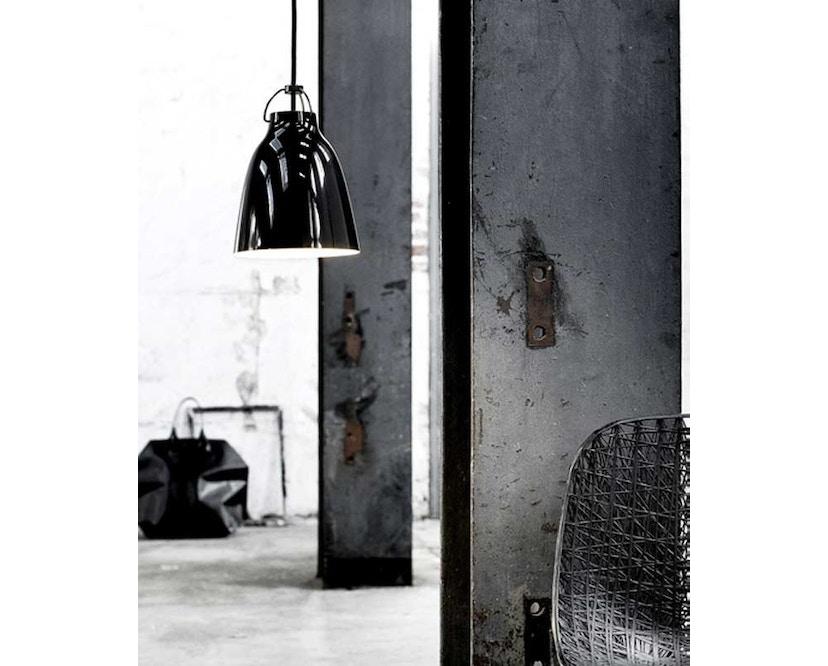 Fritz Hansen - Caravaggio BlackBlack Hängeleuchte - P0 - 5