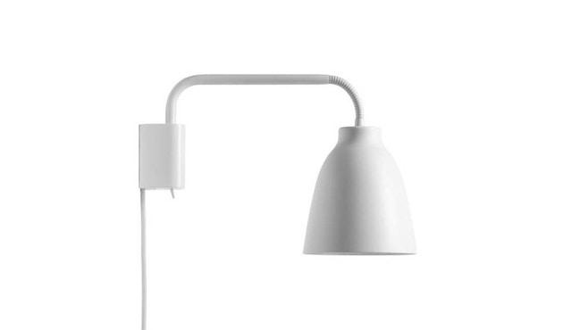 Fritz Hansen - Caravaggio wandlamp - wit - 2