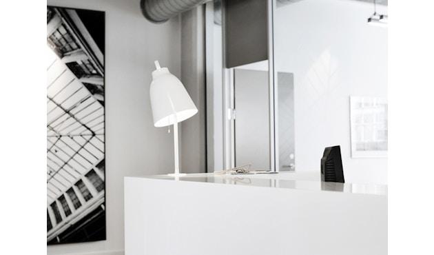 Fritz Hansen - Caravaggio tafellamp - zwart - 4