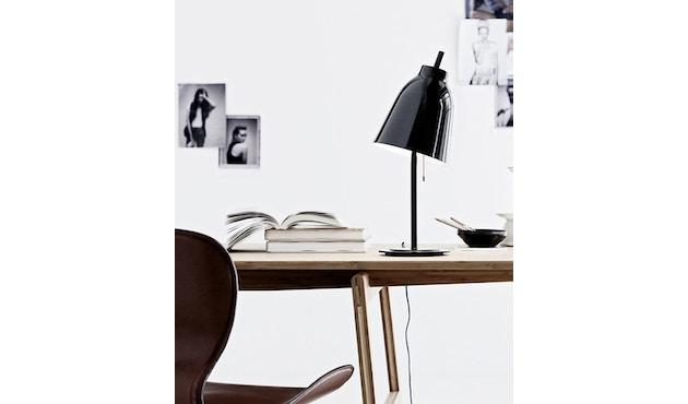 Fritz Hansen - Caravaggio tafellamp - zwart - 5