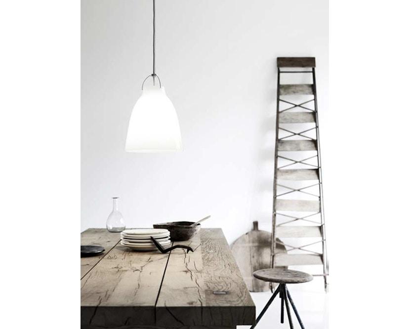 Fritz Hansen - Caravaggio hanglamp - Kabellengte 3m - P1=S - zwart - 12