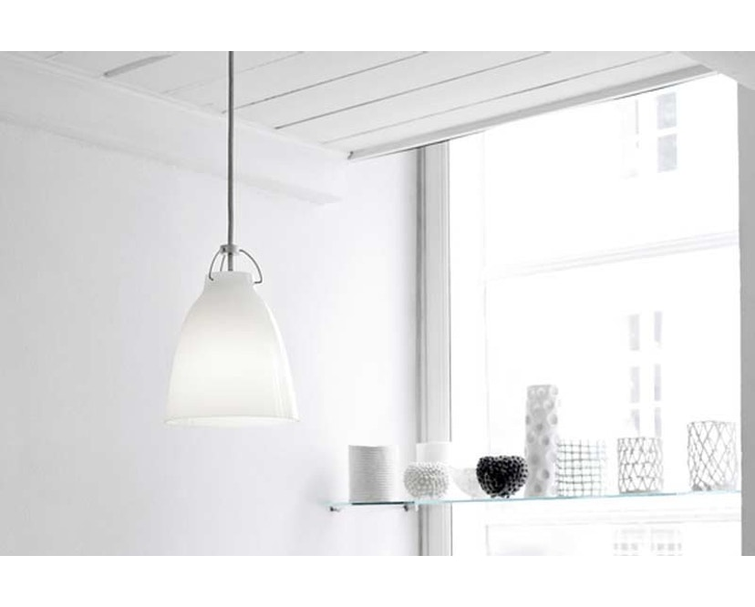 Fritz Hansen - Caravaggio hanglamp - Kabellengte 3m - P1=S - zwart - 13