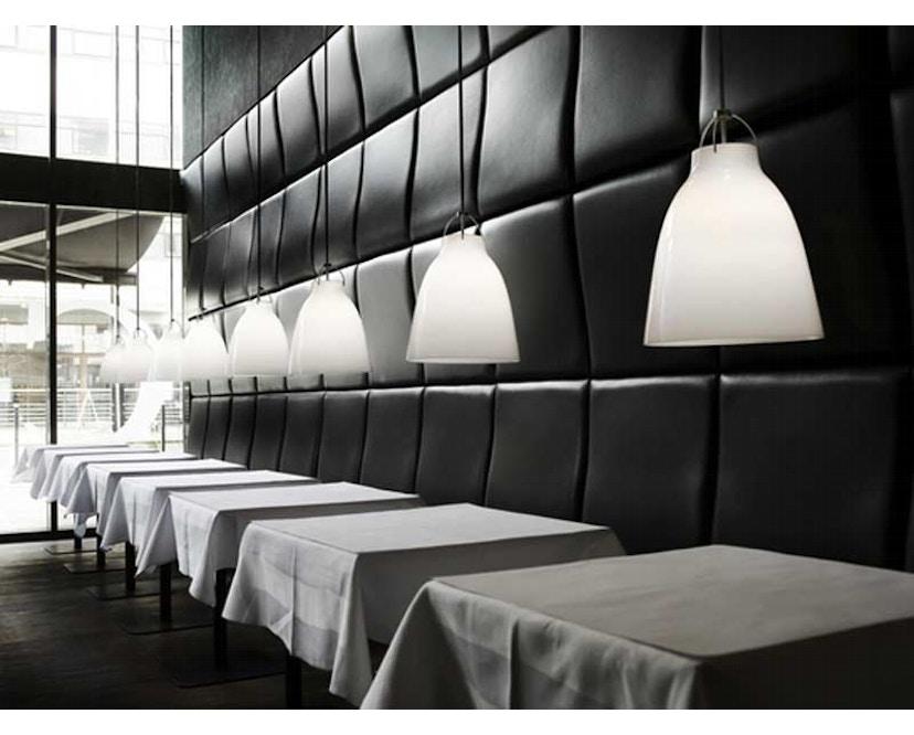 Fritz Hansen - Caravaggio hanglamp - Kabellengte 3m - P1=S - zwart - 15