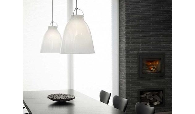 Fritz Hansen - Caravaggio hanglamp - Kabellengte 3m - P1=S - zwart - 16