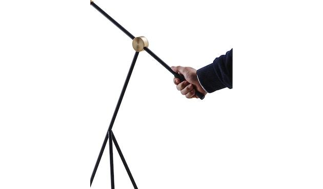 Le Klint - Carronade Stehleuchte - schwarz - 5
