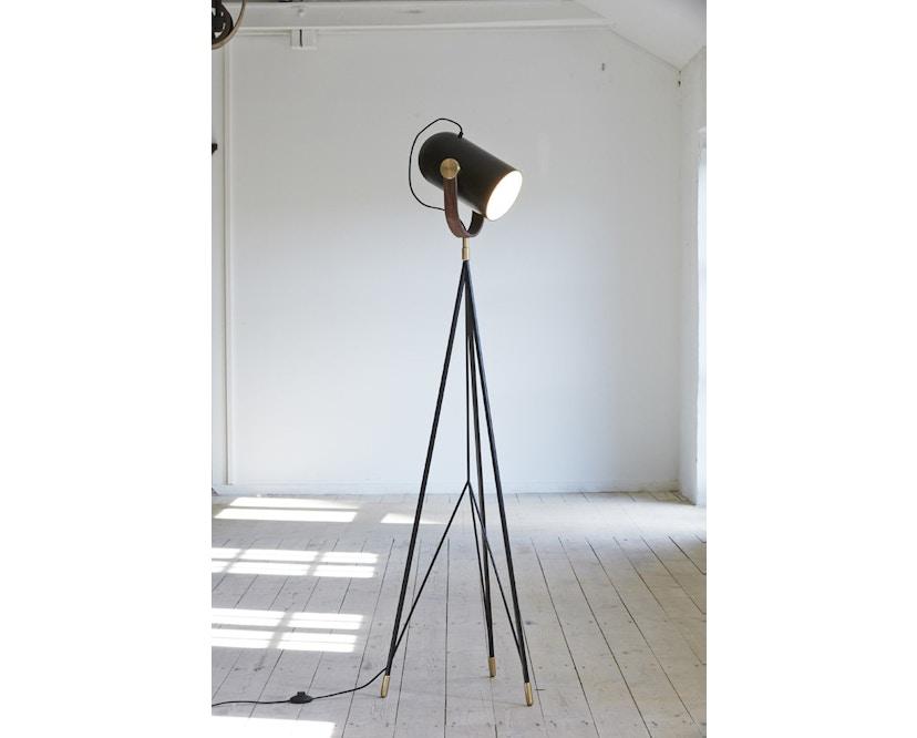 Le Klint - Carronade Stehleuchte Hoch - schwarz - 6