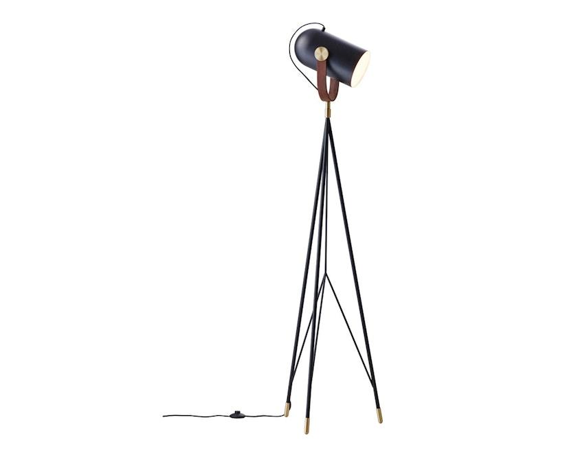 Le Klint - Carronade Stehleuchte Hoch - schwarz - 1