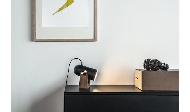 Le Klint - Carronade Tisch/Wandleuchte - schwarz - 4