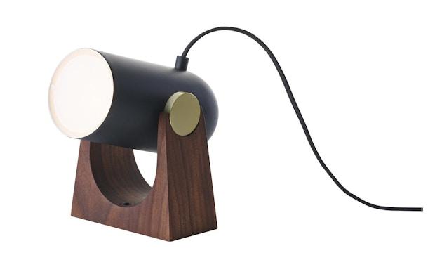Le Klint - Carronade Tisch/Wandleuchte - schwarz - 1