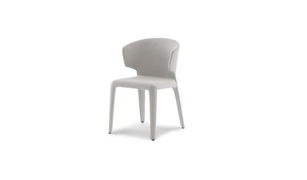 Cassina - 367 Hola Armlehnstuhl - Leder weiß - 1