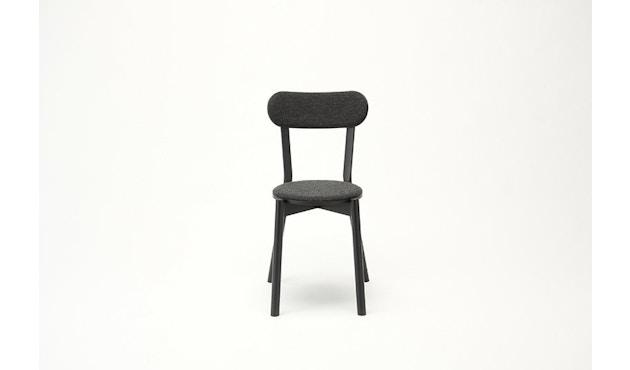 Karimoku New Standard - Castor Stuhl gepolstert - Eiche schwarz - 6