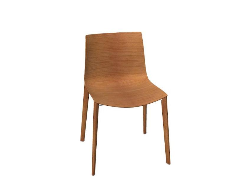 Arper - Catifa 46 stoel 0359 - eiken natuur - 2