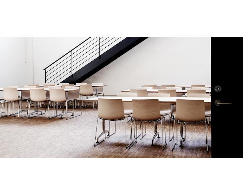 Arper - Catifa 46 stoel met 5-traps draaistel 0294 - 8