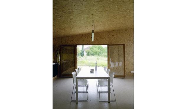 Arper - Catifa 46 Stuhl mit 5-strahligem Drehgestell 0294 - 17