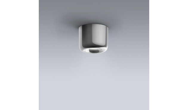 Serien Lighting - Cavity Deckenleuchte - aluminium glanz finish - L - 1