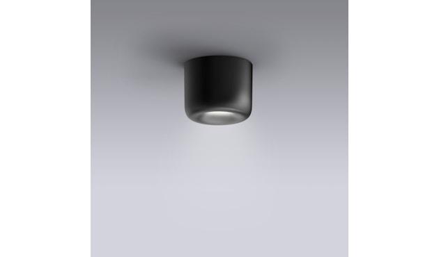 Serien Lighting - Cavity Deckenleuchte - schwarz - S - 1