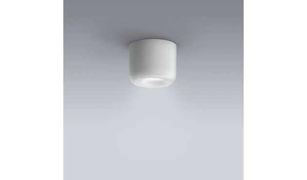 Serien Lighting - Cavity Deckenleuchte - weiß - S - 1