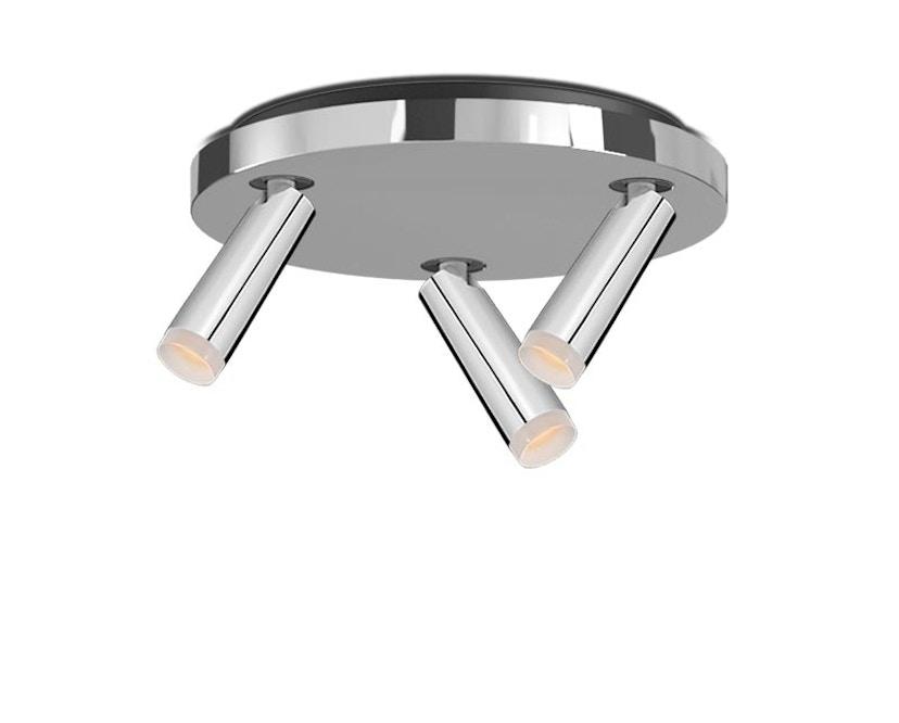 Tobias Grau - Clear Spot Trio - aluminium/ glow - 1