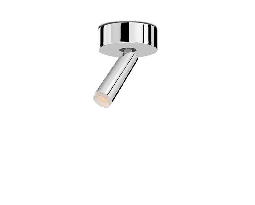 Tobias Grau - Clear Spot Up Round - aluminium/ glow - 1