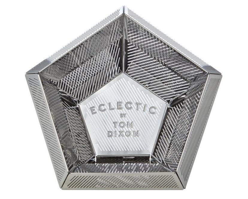 Tom Dixon - Cell Windlicht - silber - 4