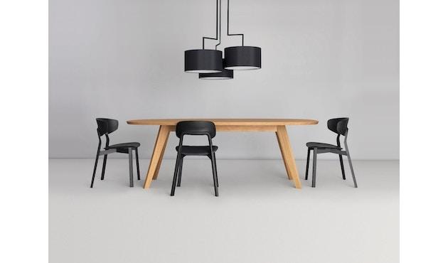 Zeitraum - Cena Tisch oval - 2
