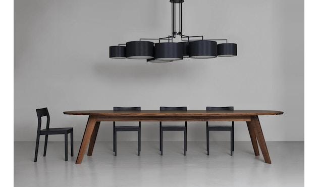 Zeitraum - Cena Tisch oval - 3