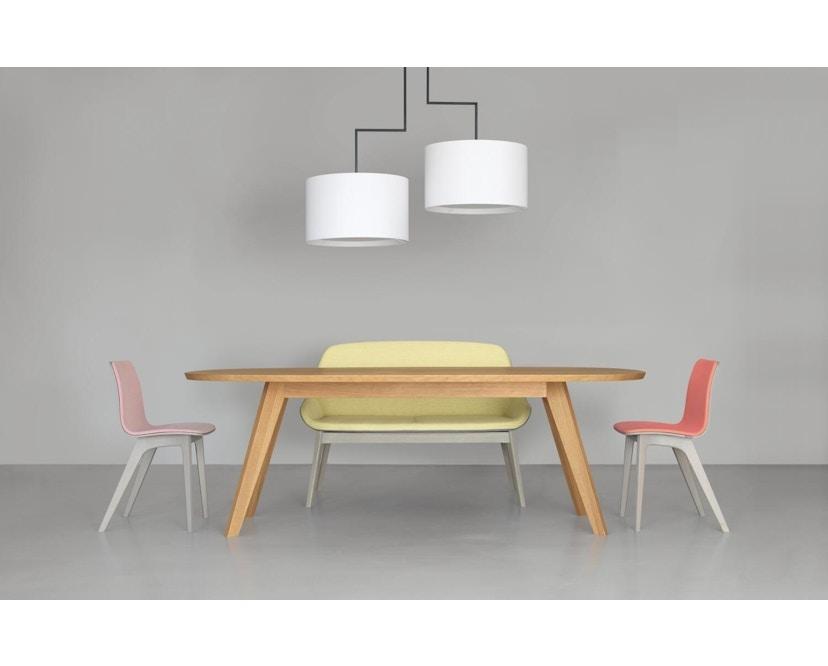 Zeitraum - Cena Tisch oval - Esche massiv - 180 x 100 cm - 2