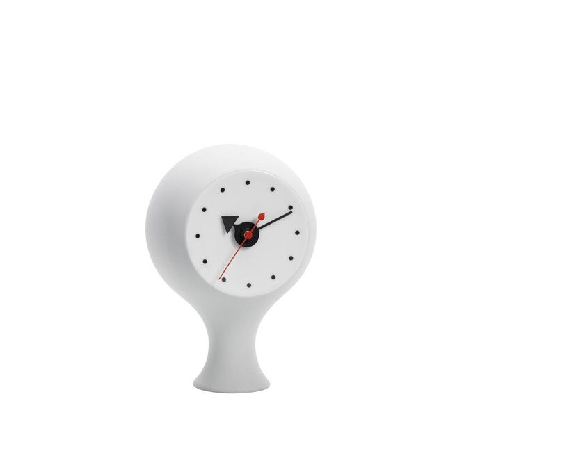Vitra - Ceramic Clock Model #1 - hellblau/grau - 1