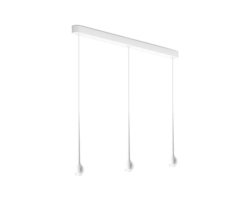 Tobias Grau - Falling Trace 3/110 hanglamp - wit - 1