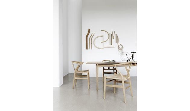 Carl Hansen - CH24 Y Wishbone stoel eiken - 1