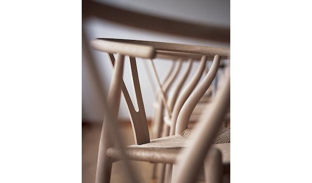 Carl Hansen - CH24 Y Wishbone stoel eiken - 14