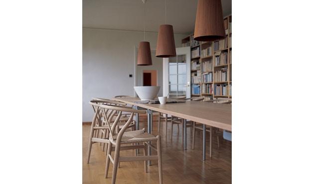 Carl Hansen - CH24 Y Wishbone stoel eiken - 2