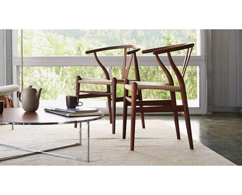 Carl Hansen - CH24 Y Wishbone stoel eiken - 7