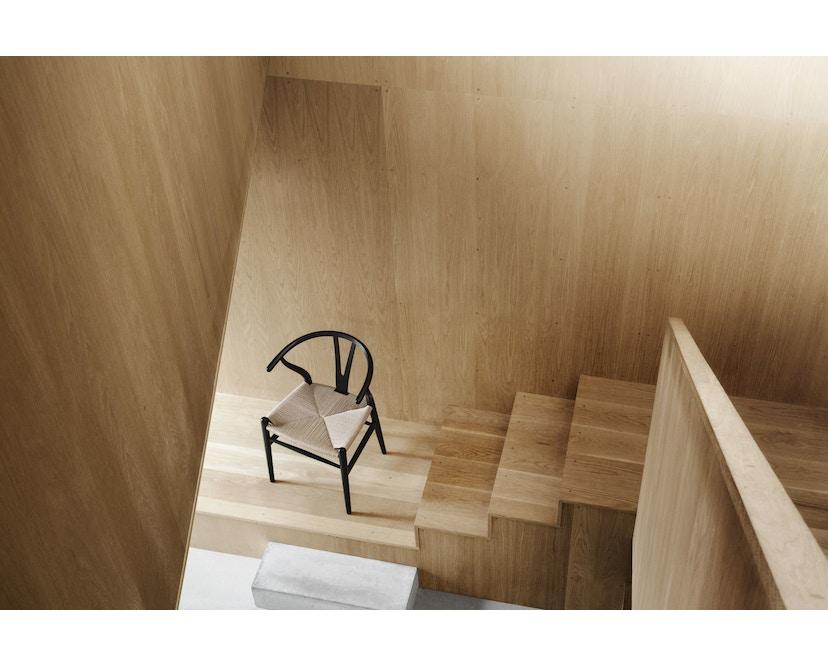 Carl Hansen - CH24 Y Wishbone stoel eiken - 8
