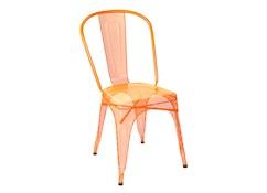 Tolix A Stuhl Perforiert von Designer Xavier Pauchard