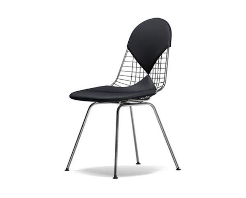 Vitra - Wire Chair DKX-2 - Hopsak - nero - chromé - 1