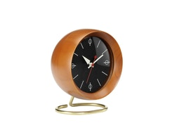 Chronopak Clock - Notenhout fineer