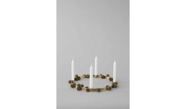 ferm LIVING - Circle Adventskranz - 4