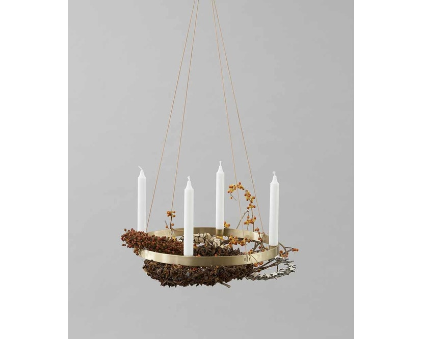 ferm LIVING - Circle Adventskranz - 5