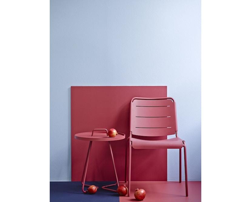 Cane-line - Copenhagen City Stuhl ohne Armlehne - 2