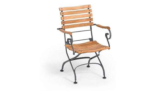 Weishäupl - Classic Sessel curved - graphitgrau - 0