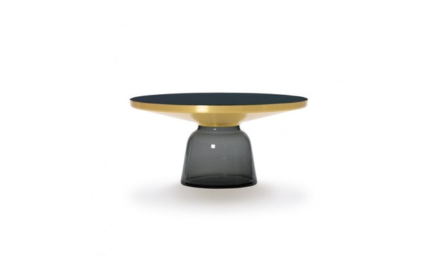 Classicon - Bell Kaffee Tisch - quarz grau - 1