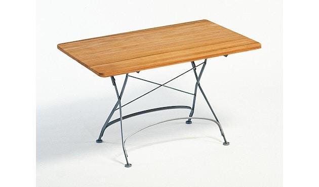 Weishäupl - Classic tafel rechthoekig - S - wit - 7