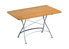 Weishäupl - Classic tafel rechthoekig - 3