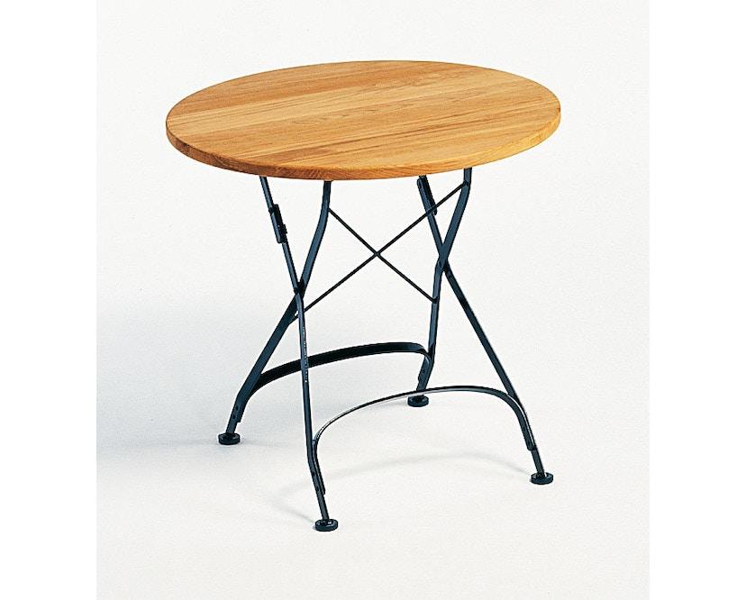 Weishäupl - Classic Tisch rund S - weiß - 3