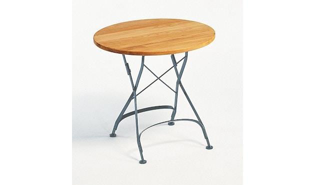 Weishäupl - Classic Tisch rund S - graphitgrau - 6