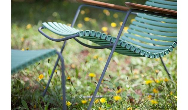 Houe - Click Footrest kruk schuin - mint - 2