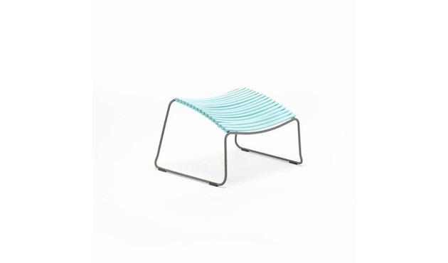Houe - Click Footrest kruk schuin - mint - 1
