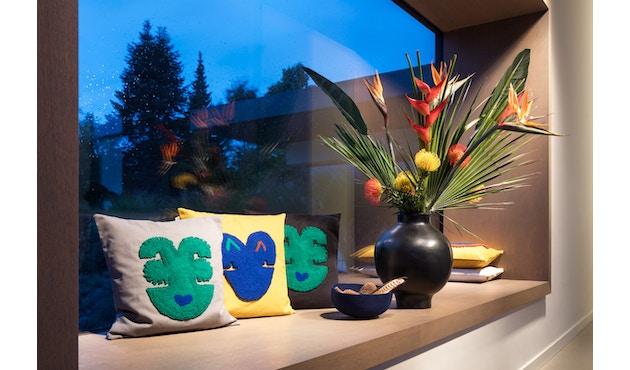Ames - Nido Kissen Pichu - terracotta - 1
