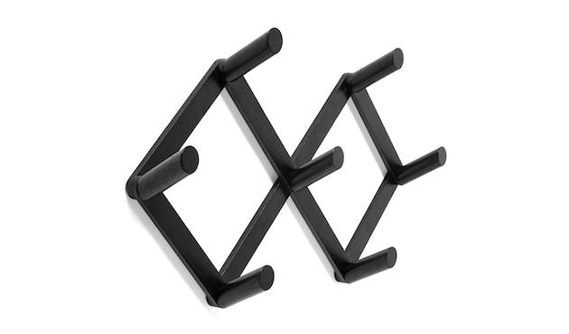 HAY - Kleiderhaken - Esche schwarz gebeizt - 1